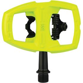 iSSi Flip II Pedaler gul/sort
